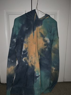 Tie dye Vans Hoodie for Sale in Champaign, IL