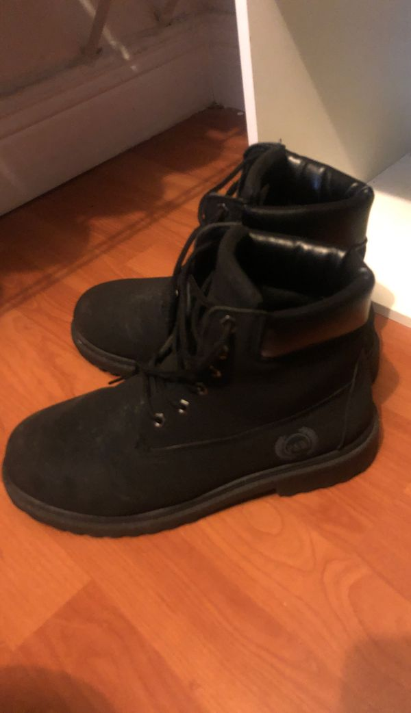 Work boots size 10