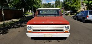 1968 F100 Ford Ranger for Sale in Vancouver, WA