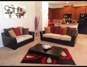 Living room set & Rug for Sale in Haines City, FL