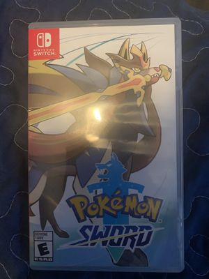 Pokemon sword for Sale in Phoenix, AZ