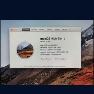 Imac 21.5 In for Sale in Lehigh Acres, FL