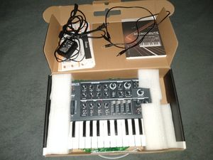 Arturia Microbrute (synthesizer, synth, keyboard) for Sale in Swansboro, NC