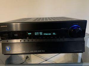 Onkyo model TX-NR807 AV receiver for Sale in Middle River, MD