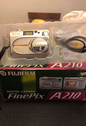 Fujifilm A210 digital camera for Sale in Los Banos, CA