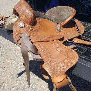 Horse Saddle/ Silla De Caballo for Sale in Riverside, CA