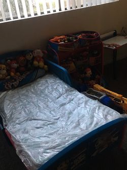 Paw Patrol Toddler Bed Set for Sale in Fresno,  CA