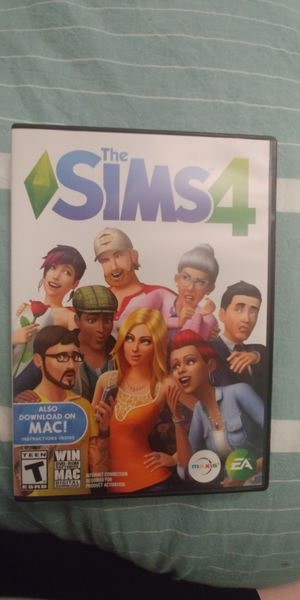 Sims 4 for PC/MAC for Sale in Mechanicsville, VA