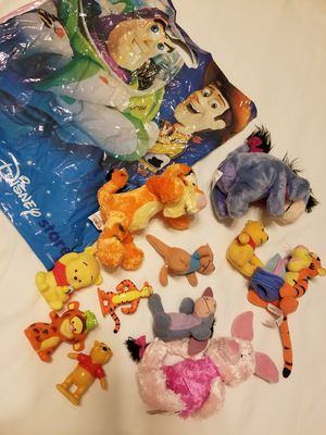 11 DISNEY CHARACTERS * for Sale in Katy, TX