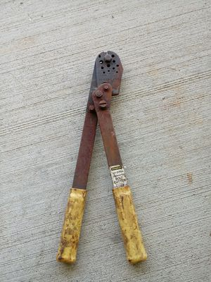 Stanley Bolt Cutters. ,( Used ) for Sale in Tyler, TX