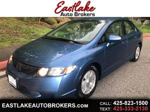 2011 Honda Civic Hybrid for Sale in Kirkland, WA