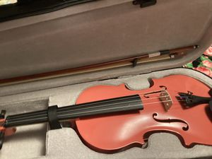 Pink Violin for Sale in Tacoma, WA
