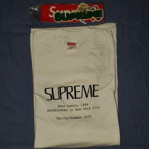 Supreme anno domini for Sale in Brookfield, WI