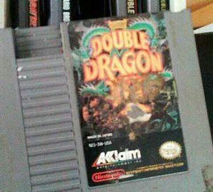 Double dragon 2 nes original. for Sale in Pemberton, NJ