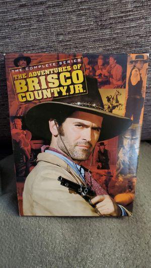 Brisco County Jr DVD set for Sale in Elmhurst, IL
