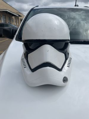 Storm Trooper Helmet for Sale in Wylie, TX