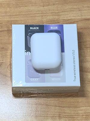 Wireless Earphones AirPods (Inpod12s) White for Sale in San Fernando, CA