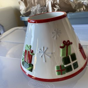 Christmas Jar Candle Shade for Sale in Scottsdale, AZ