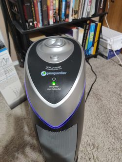 GermGuardian®AC4825E 3-in-1 Air Purifier with HEPA Filter, UVC Sanitizer, and Odor Reduction for Sale in Carrollton,  TX