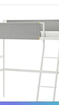 IKEA TWIN LOFT BED NO MATTRESS for Sale in Havre de Grace,  MD