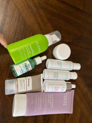 Skin care lot for Sale in Redlands, CA