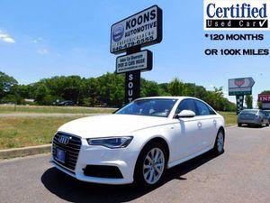2018 Audi A6 for Sale in Fredericksburg, VA