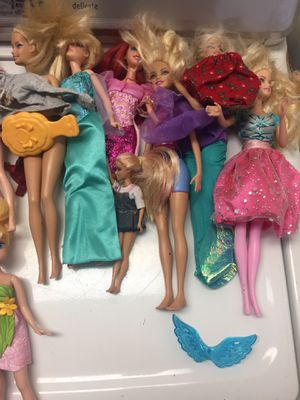 Barbie My little Pony and other dolls for Sale in Richardson, TX