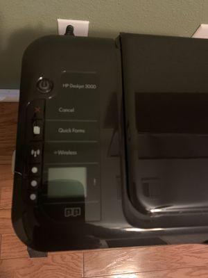HP wireless inkjet printer for Sale in Fresno, CA