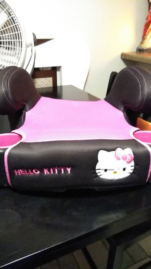 Hello Kitty carseat for Sale in Houston, TX