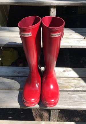 Hunter Rain Boots for Sale in Snoqualmie, WA