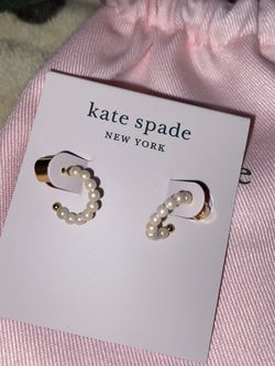 kate spade earrings for Sale in El Paso,  TX