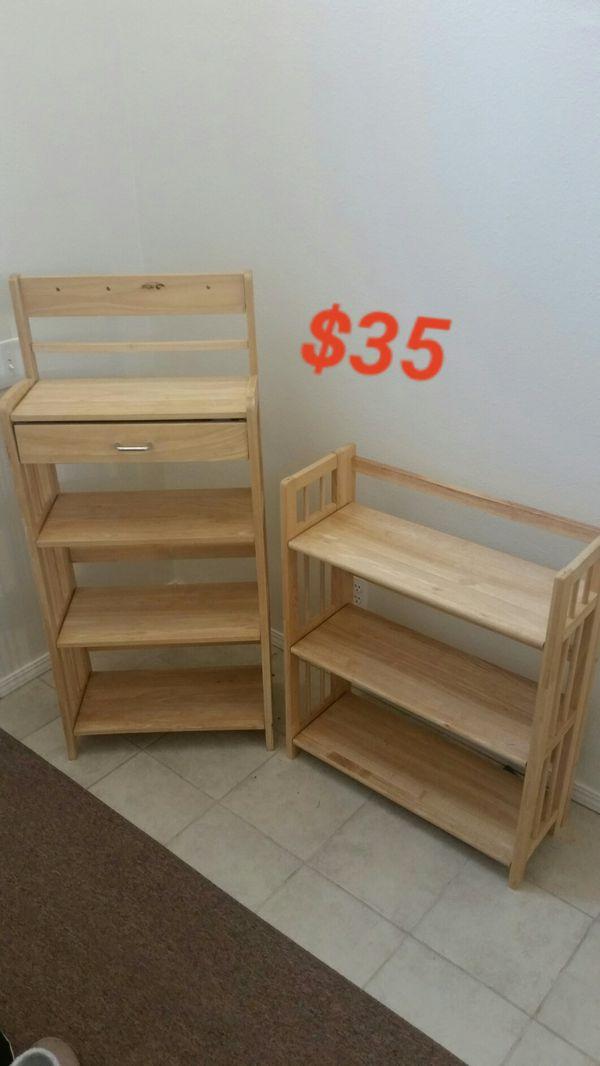 Bookshelf / shoes rack