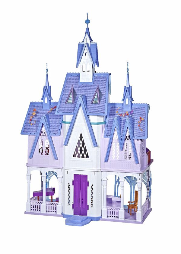 NEW Disney Frozen 2 Ultimate Arendelle Castle