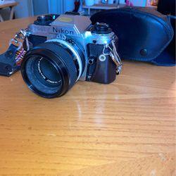 Nikon Camera FG-20 for Sale in Escondido,  CA