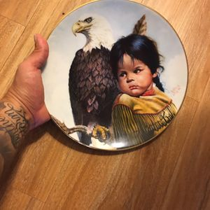 NATIVE BRAVE AND FREE ART for Sale in Anaheim, CA