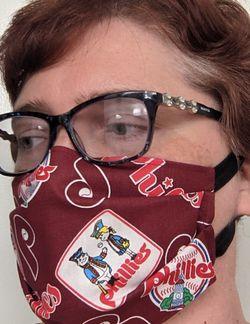 Philadelphia Phillies Face Mask for Sale in Phoenix,  AZ