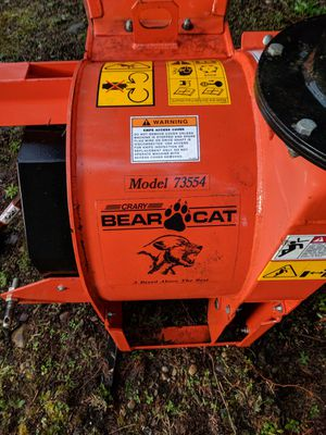 Chipper attachment for tractor for Sale in WA, US