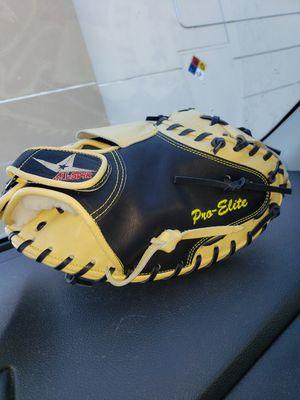 All-Star Pro Elite CM3000SBT 33.5inch Catchers glove mitt for Sale in Riverside, CA