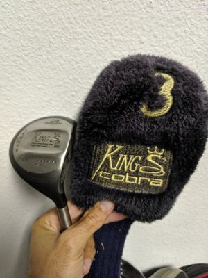 King Cobra .350 oversized tip 3 wood golf club for Sale in Tampa, FL