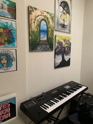 Roland Juno DS 61 keys Keyboard for Sale in Lakewood, CA