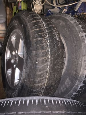 Jeep JK Spare tire. Brand new for Sale in Heathrow, FL