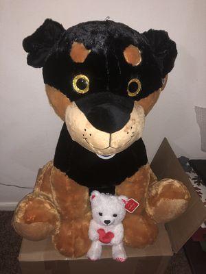 "36"" plush Rottweiler new for Sale in Houston, TX"