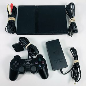 Playstation 2 with power cord and controller and 2 games for Sale in Longmont, CO