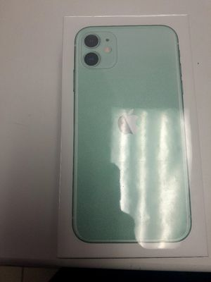 Iphone 11 Green (Brand New) for Sale in Anchorage, AK