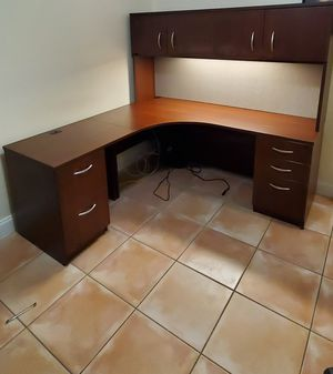 Office Desk Wood Furniture for Sale in Miami, FL