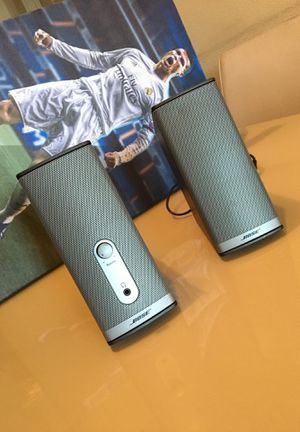 BOSE CPU SPEAKERS for Sale in Houston, TX
