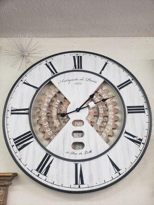 antique de paris clock for Sale in Los Angeles, CA