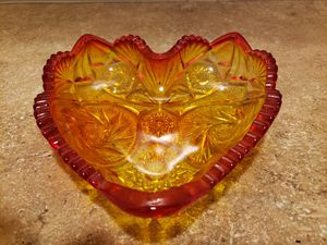 Fenton Glass Dish for Sale in Mansfield, OH