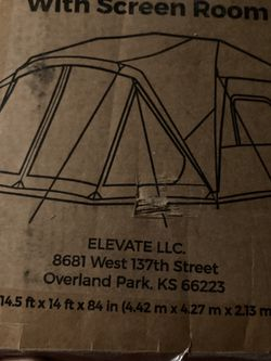 BRAND NEW!!! Core 10 Person Tent for Sale in Houston,  TX
