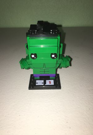 LEGO Brickheadz Hulk for Sale in Miami, FL